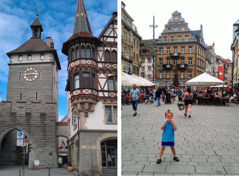 Konstanz Shopping