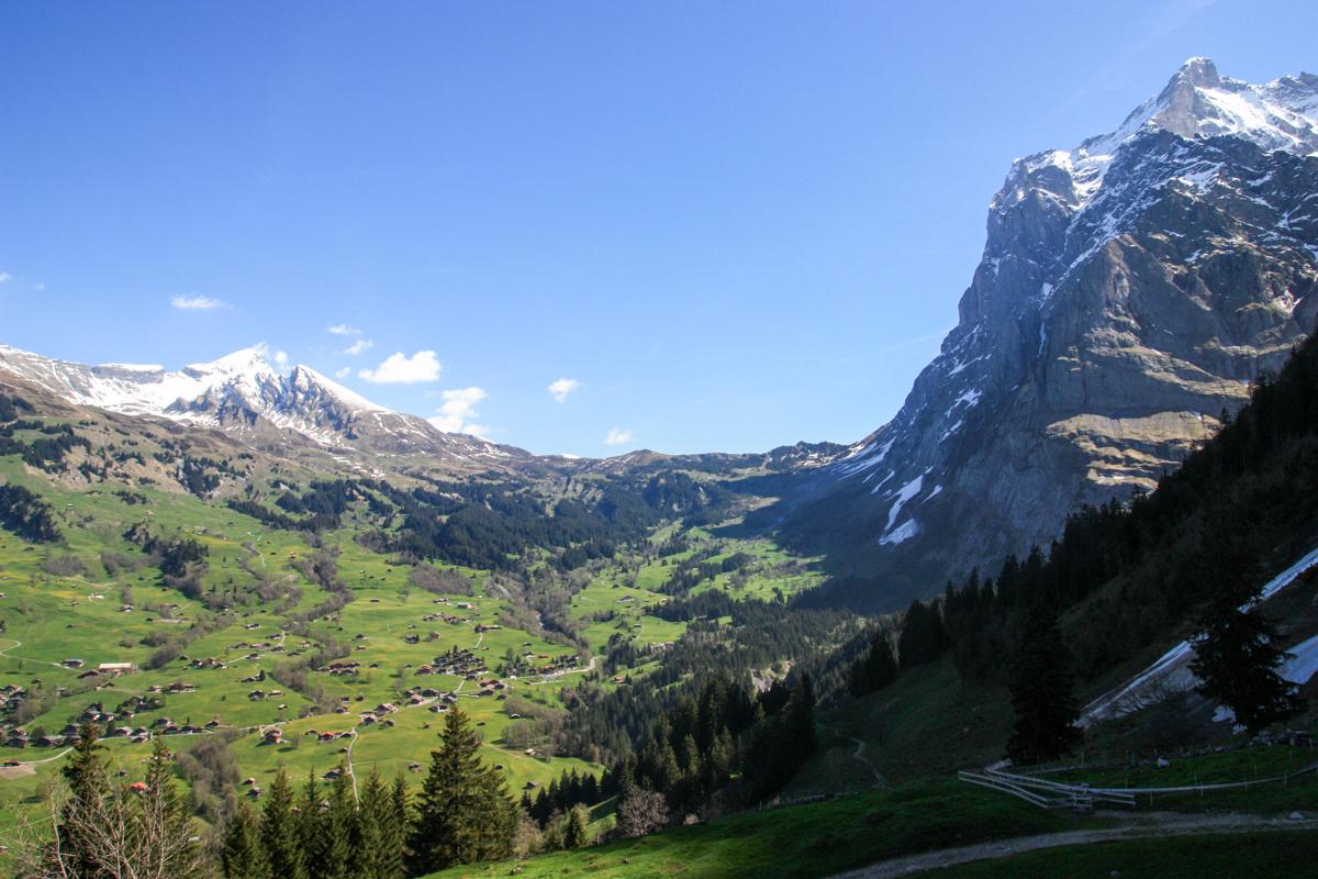 Pfingsteggbahn Grindelwald • Swiss Family Fun