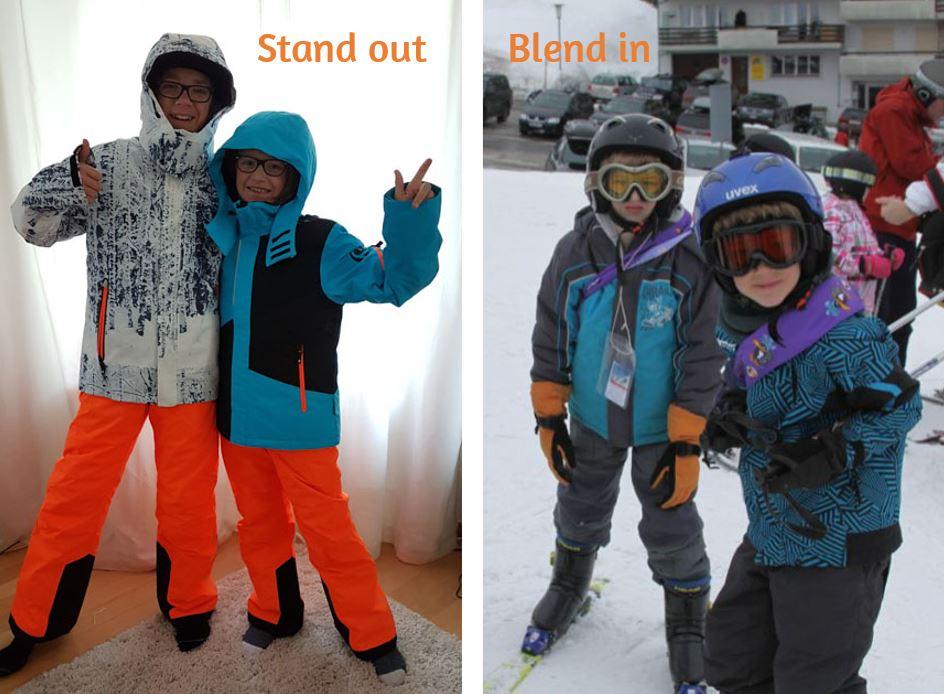 Boys Girls Ski Socks Kids Skiing Thermal Snowboard Winter Thick Long Sports