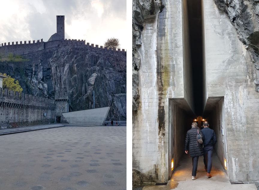 Bellinzona Hike to Three Castles • Swiss Family Fun