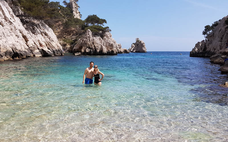 Hiking The Calanques Sugiton Swiss Family Fun